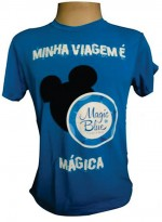 camisetas personalizadas Magic Blue